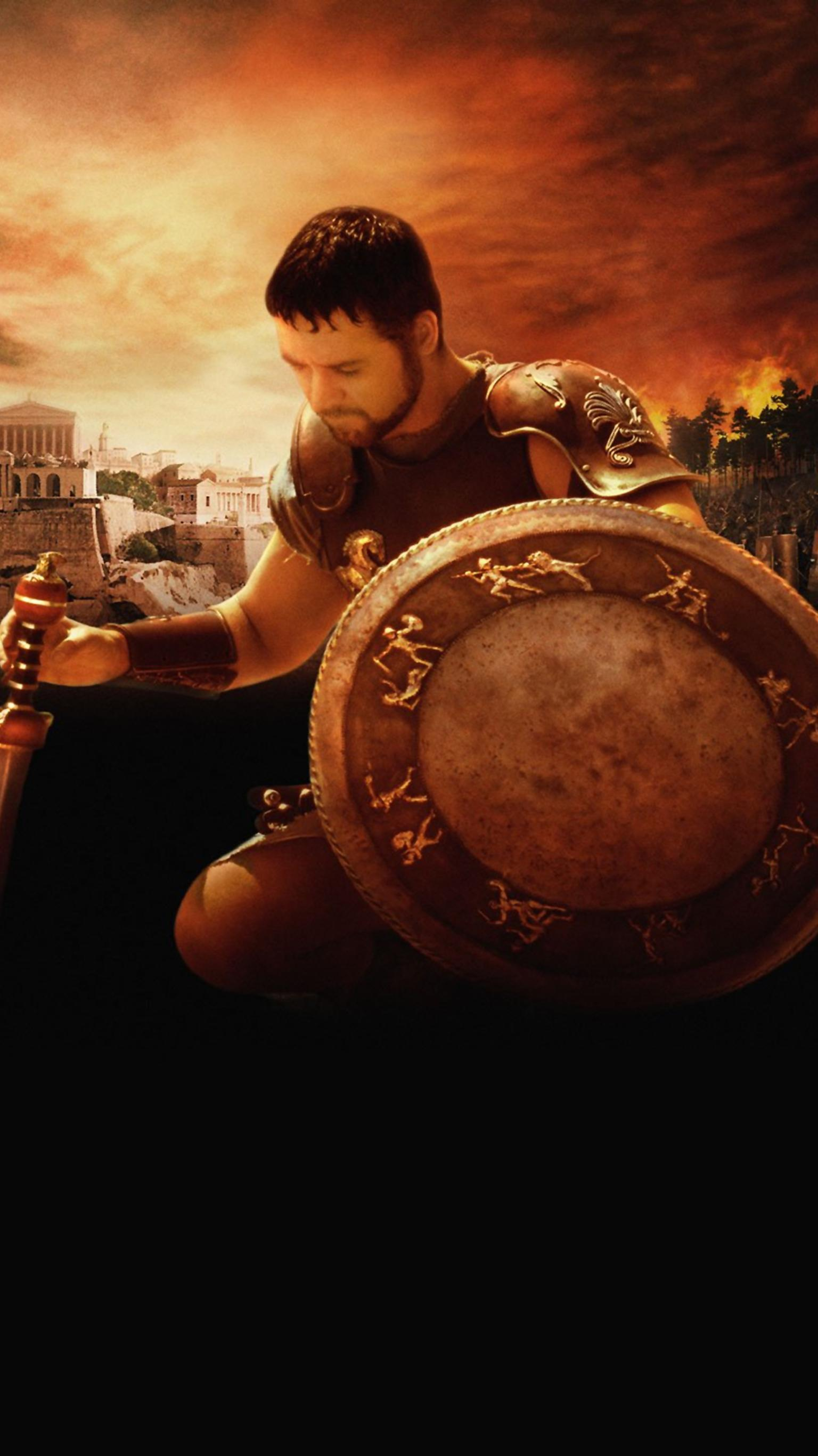 "Wallpaper for ""Gladiator"" (2000)"