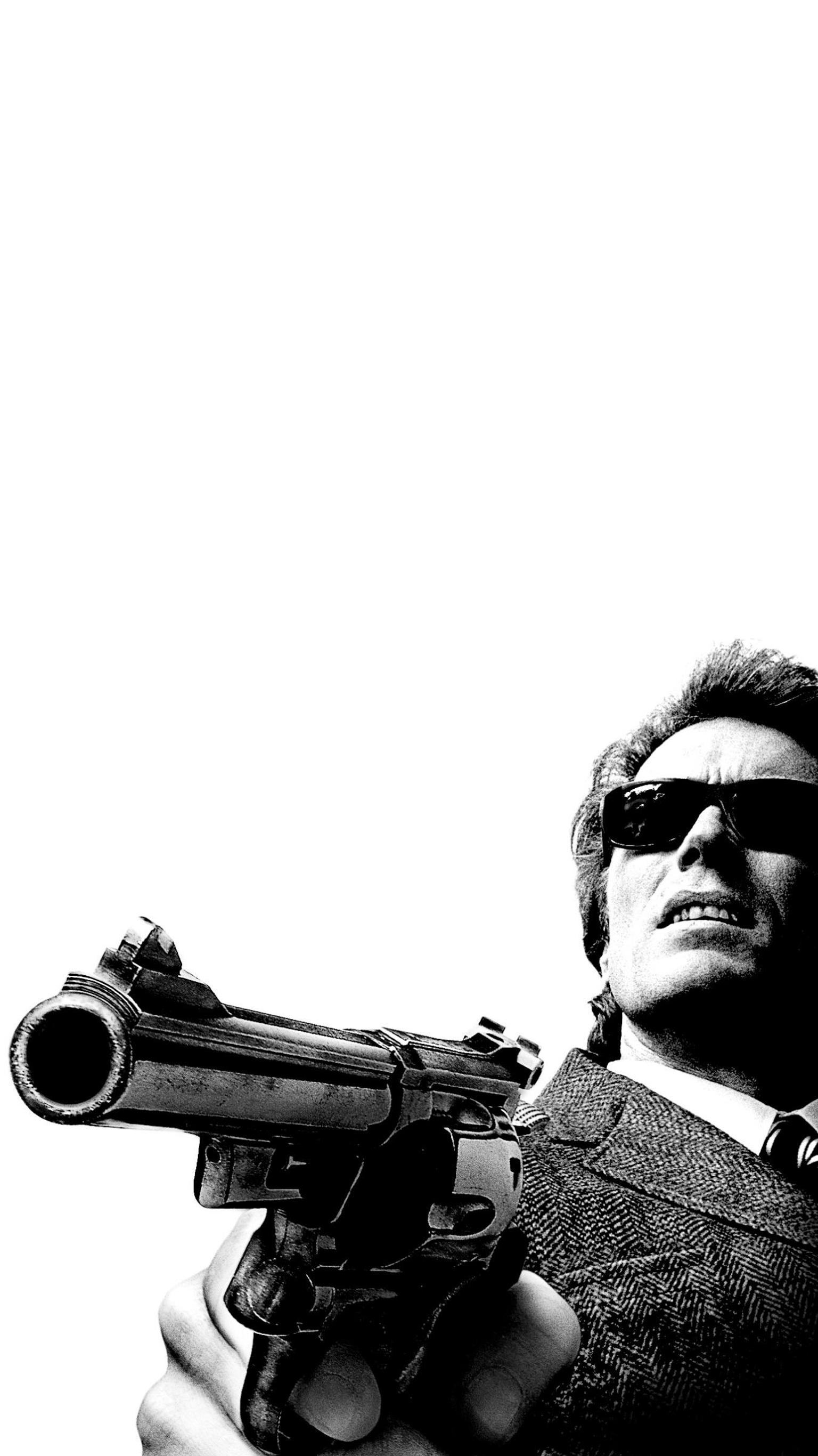 "Wallpaper for ""Dirty Harry"" (1971)"