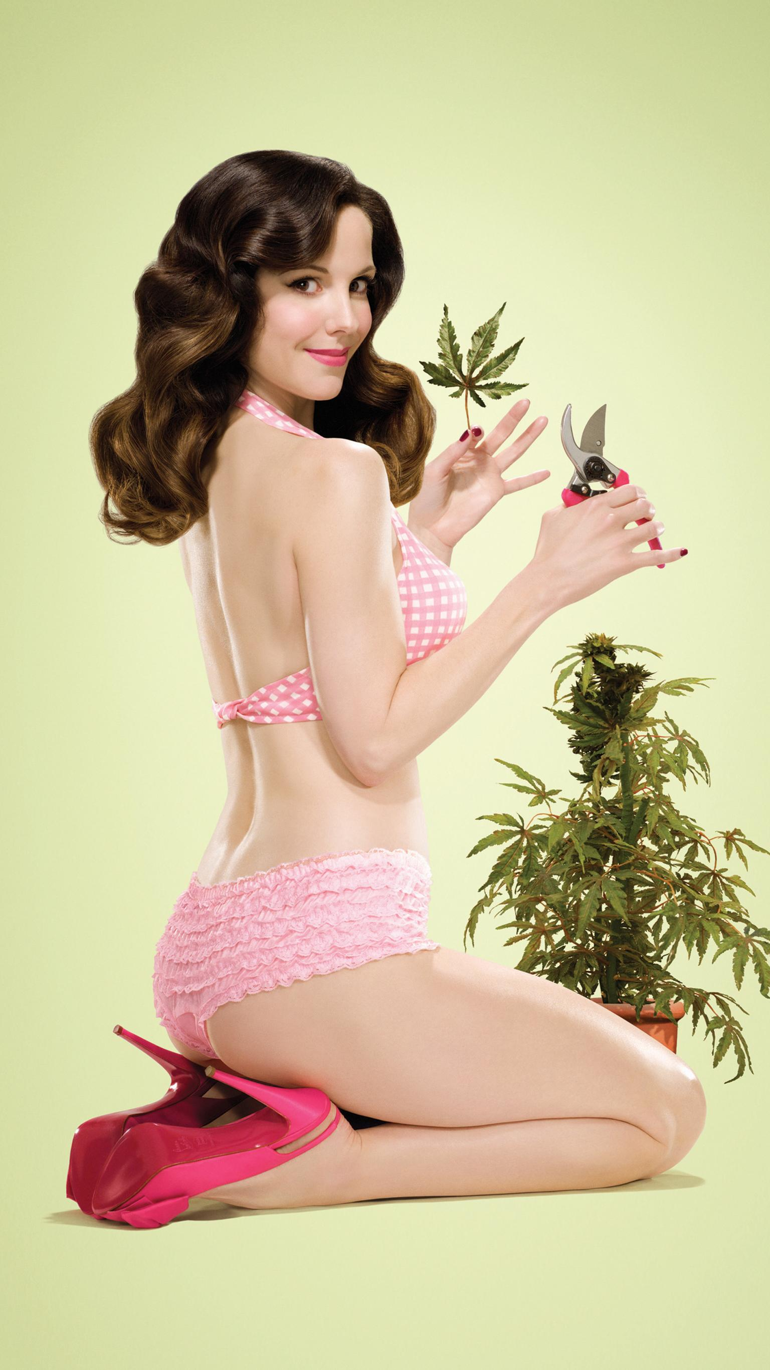 "Wallpaper for ""Weeds"" (2012)"
