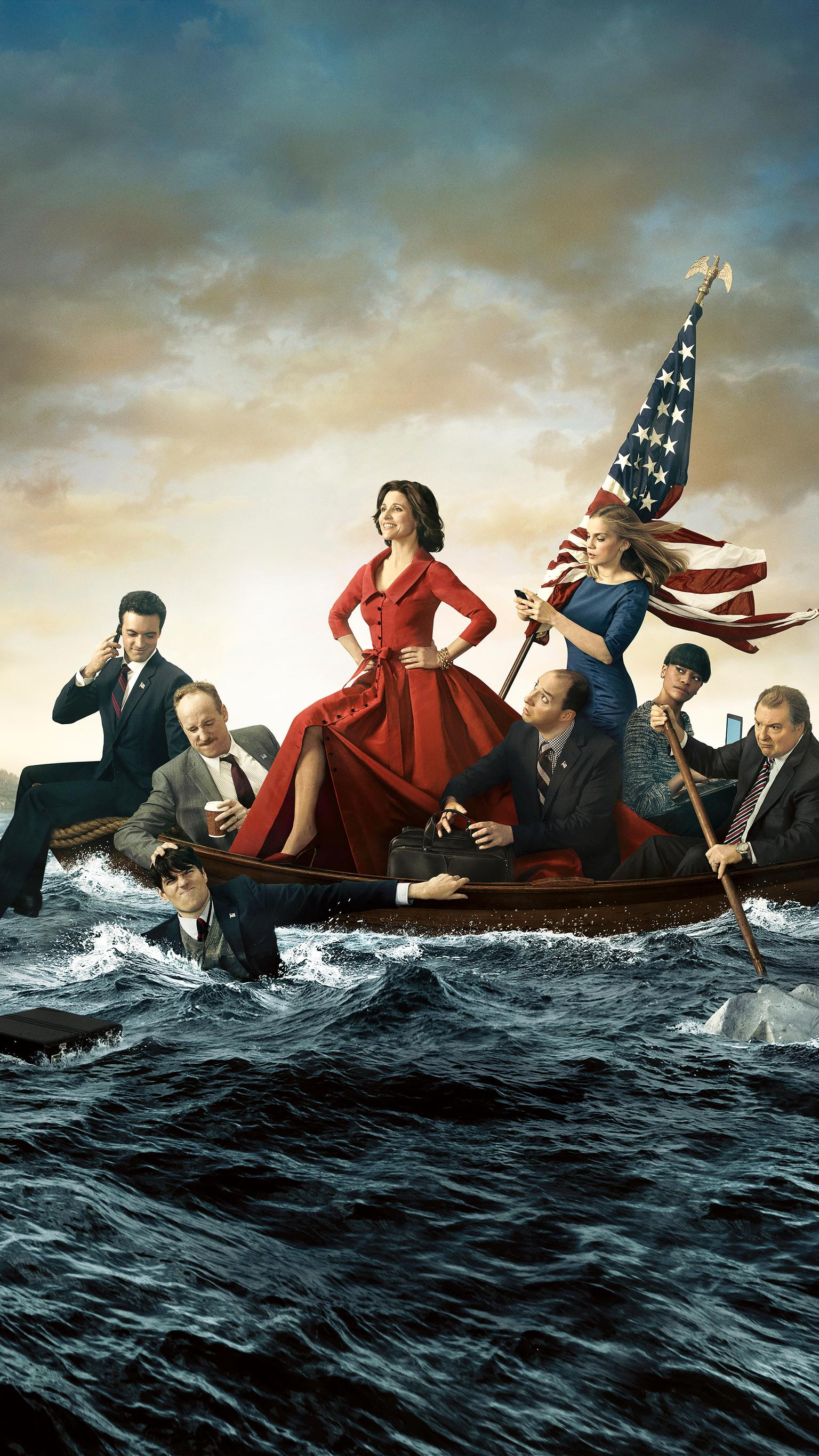 "Wallpaper for ""Veep"" (2019)"