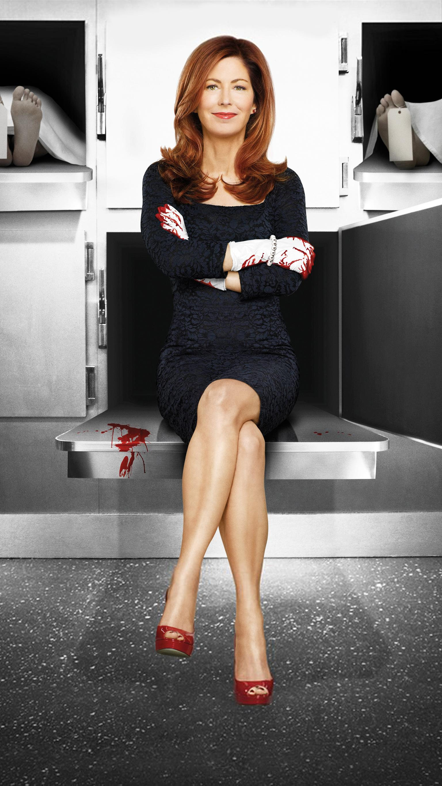 "Wallpaper for ""Body of Proof"" (2013)"