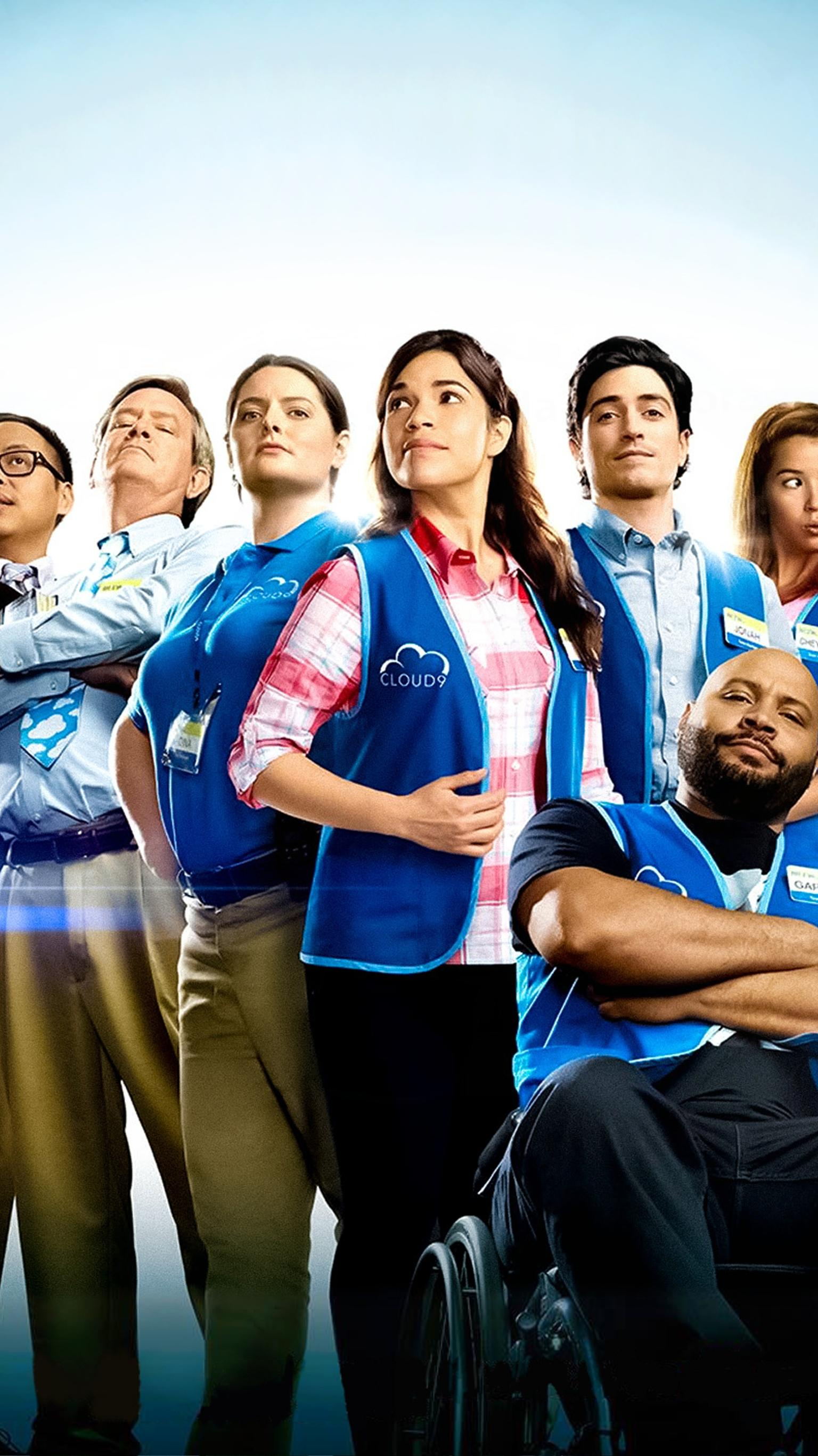 "Wallpaper for ""Superstore"" (2020)"