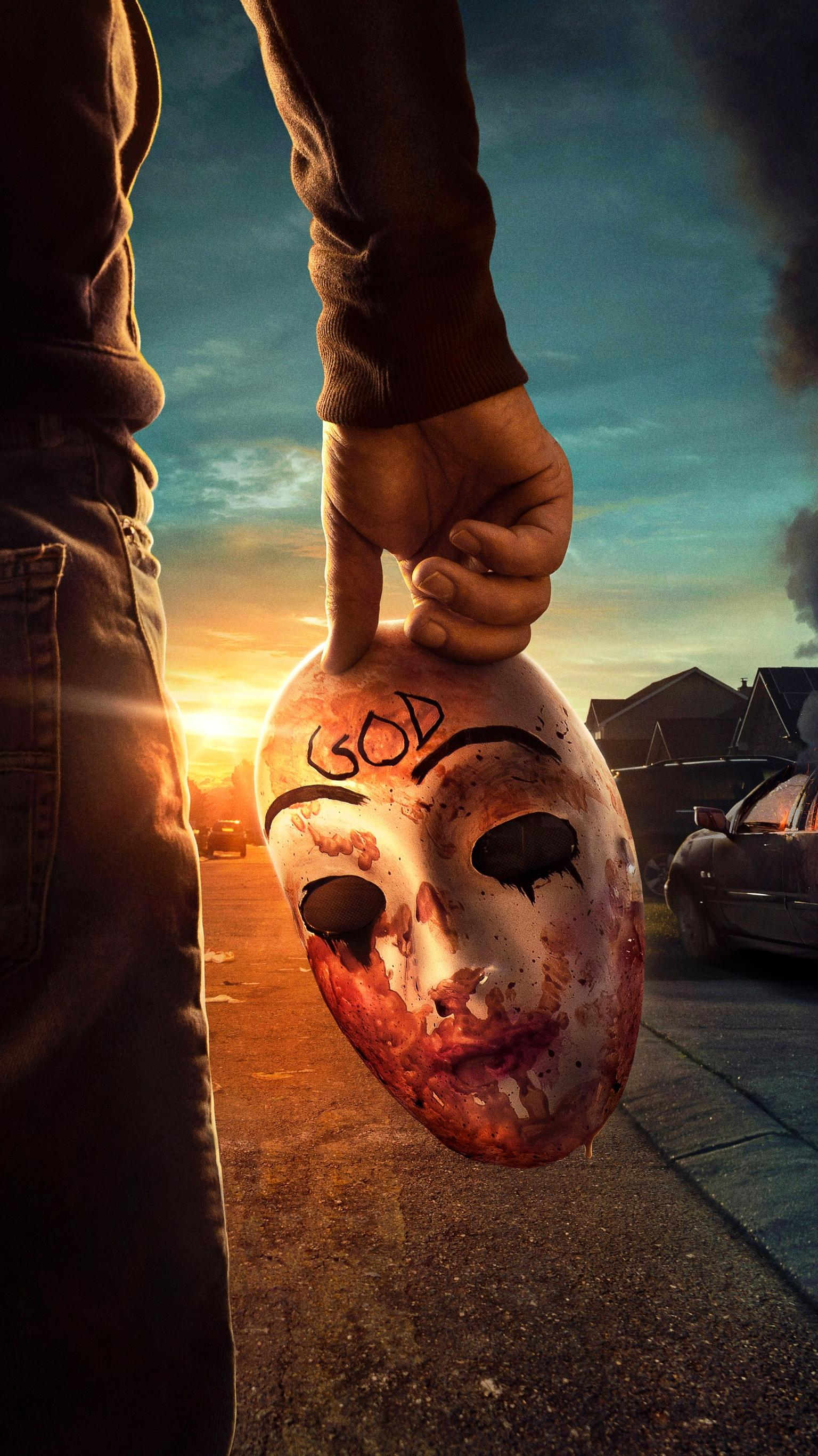 "Wallpaper for ""The Purge"" (2019)"